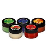 Vaadi Herbals Assorted Lip Balms, 10g*5  protected from the external damage - $11.68