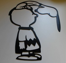 Metal Wall Art Charlie & Snoopy By Hgmw Silly Ol Dog! - $18.99