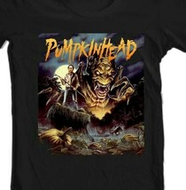 Pumpkinhead Tee Shirt retro monster movie 1980s vintage horror film cover image 2