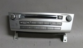 11 12 13 INFINITI M37 M56 AM/FM RADIO CD PLAYER CONTROL PANEL 253911MA0A... - $32.54