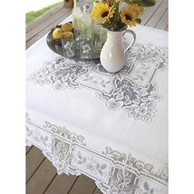 Heritage Lace Heirloom 58 x 58 Square Tablecloth - $51.57