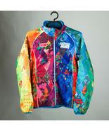 Sochi 2014 Paralympic Games Volunteers Sweatshirt Zipper Jacket Warm Uni... - $77.42
