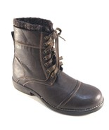 Faranzi FB4789 Brown Lace Up Men's Ankle Boots  - $43.20