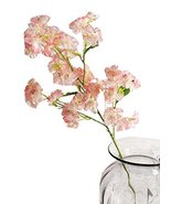 George Jimmy Flower Arrangement Wedding Bouquet Artificial Flowers -Pink... - £22.61 GBP