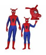 Esamla Superhero Cosplay Bodysuit Halloween 3D Lycra Zentai Pretend Play... - $45.60