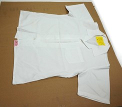 Genuine US Military Medical Asistants Smock Shirt, White Size Medium - $10.23
