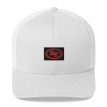 San Francisco hat / 49ers hat / Trucker Cap image 12