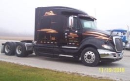 2008 INTERNATIONAL 9400I EAGLE For Sale In Gibsonburg, Ohio 43431 image 1