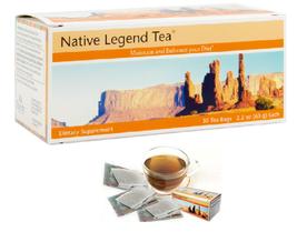 30 Days UNICITY LGND Tea Native Legend Detox Urinary & Gastrointestinal ... - $35.80