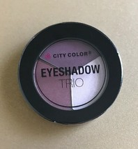 City Color Eyeshadow Trio 1pc Blooming Flowers. Brand New. - $6.71