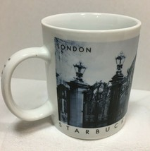 Starbucks LONDON Mug Reversed Logo on Bottom - $14.99
