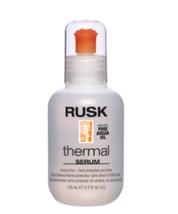 Rusk Thermal Serum w/ Argan Oil, 4.2oz
