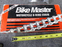 Bike Master 19-4018 Motorcycle O-Ring Chain Size EX 520 SO image 1