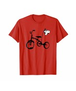 Dad Shirts -  Flying Underwear Tricycle funny graphic t shirt Men - $19.95+