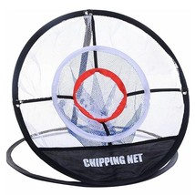 Golf Indoor Outdoor Cages Mats Practice Easy Net Golf Training Aids Meta... - $21.34