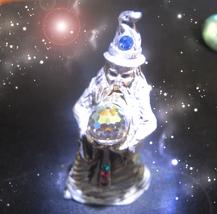 HAUNTED STATURE ALEXANDRIA THE ANCIENT WIZARD'S SECRETS OF MAGICK OOAK MAGICKAL - $4,723.51