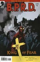 B.P.R.D.: King of Fear #1 VF/NM 2010 Dark Horse Comic Book - $1.26