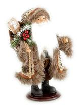 "Katherine's Collection Woodland Santa Claus 12"" - $65.00"