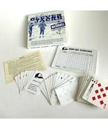 1977 CLEVER JACKS BASEBALL Card Game aka RAINY DAY Vintage Complete - $16.78