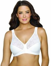 Exquisite Form Women's Fully Front Closing Support Posture Bra With Lace 5100565 image 6