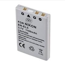 2-Pack of EN-EL5 Batteries for Nikon Coolpix P80,P90,P100 P530 Digital C... - $15.78