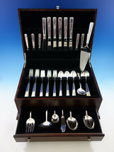 Old Lace by Towle Sterling Silver Flatware Set for 6 Service 43 Pieces - $2,595.00