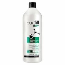 Redken CeraFill Defy Conditioner For Normal To Thin Hair 33.8oz/1000ml - $62.11