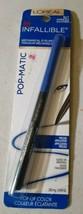 Loreal Paris Infallible Pop Matic Mechanical Eyeliner 517 Extreme Blue - $7.58
