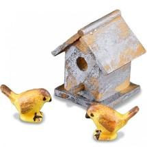 17445 birdhouse w 2 birds thumb200