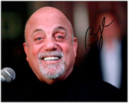 BILLY JOEL  Authentic  Original  SIGNED AUTOGRAPHED PHOTO w/ COA 1160 - $90.00