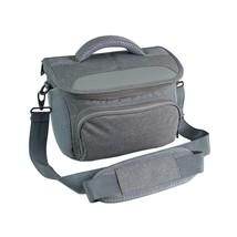 Camera Bag DSLR Shoulder Camera Bag with Waterproof Rain Cover Wear-resi... - $19.79