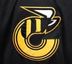 Custom Name # Cincinnati Stingers Retro Hockey Jersey New Black Any Size image 3