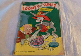 Looney Tunes Merrie Melodies Comic October 1952 Dell # 132 Bugs; Stan Musial ad - $7.99