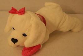Barbie Hug 'N Heal Pet Doctor Dog Pants Barks Nose Light Up White Pink P... - $29.95