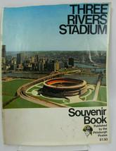 1970 Pittsburgh Pirates Three Rivers Stadium Souvenir Book Magazine Program - $9.82