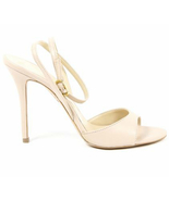 Versace Women's High Heels Shoes, Alessandra sandals, beige new 6, neutral - $149.99