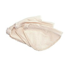 Hario : Cloth Filters for Woodneck Drip Nell - 3pcs.-  for 1-2 cups (FD-1) - $16.64