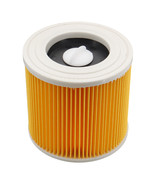 Wet & Dry Vacuum Cleaner Cartridge Filter Replacement for Karcher MV2 WD... - $19.70