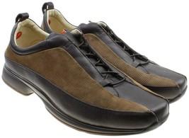 Florsheim Men's Brown Two-Tone Stroll Slip-on Comfort Shoe Mens Size 13 M  - $78.16