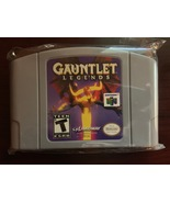 Gauntlet Legends N64 Custom English Nintendo 64  - $25.00+