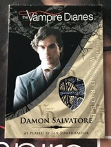 Vampire Diaries Season 1 Wardrobe Card M14 Ian Somerhalder as Damon Salv... - $77.22
