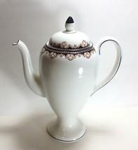 Wedgwood Medici 5 Cup Coffee Pot R4588 - $98.98