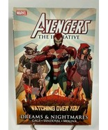 Avengers The Initiative Watching Over You Dreams & Nightmares Marvel Sof... - $14.49