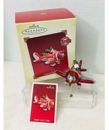 2005 Spirit of St Nick Magic Hallmark Christmas Tree Ornament MIB Price Tag - $46.04