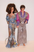 Vintage 1966 & 1968 Marie & Donny Osmond Mattel Doll - $36.22
