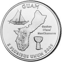 2009-P GUAM TERRITORIAL QUARTER~FREE SHIPPING~~SUPER~~ - $1.90