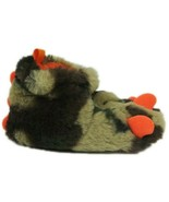 Wonder Nation Infants Boys Monster Claw Slippers House Shoes Size 4 Camo... - £9.11 GBP