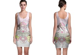 Hello Kitty Easter Egg Bodycon Dress - $22.99+