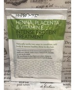 HI PRO PAC HENNA, PLACENTA & VITAMIN E INTENSE PROTEIN TREATMENT 1.75 OZ - $2.27