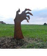 halloween decorations outdoor/Rusty Zombie Hand /Walking Dead Zombie /Zo... - $32.86